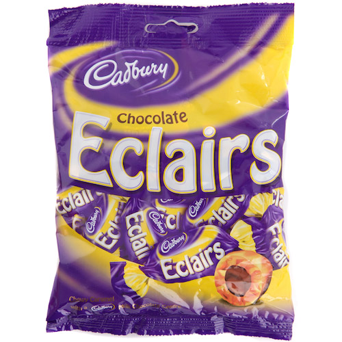 cadbury's eclairs a success story